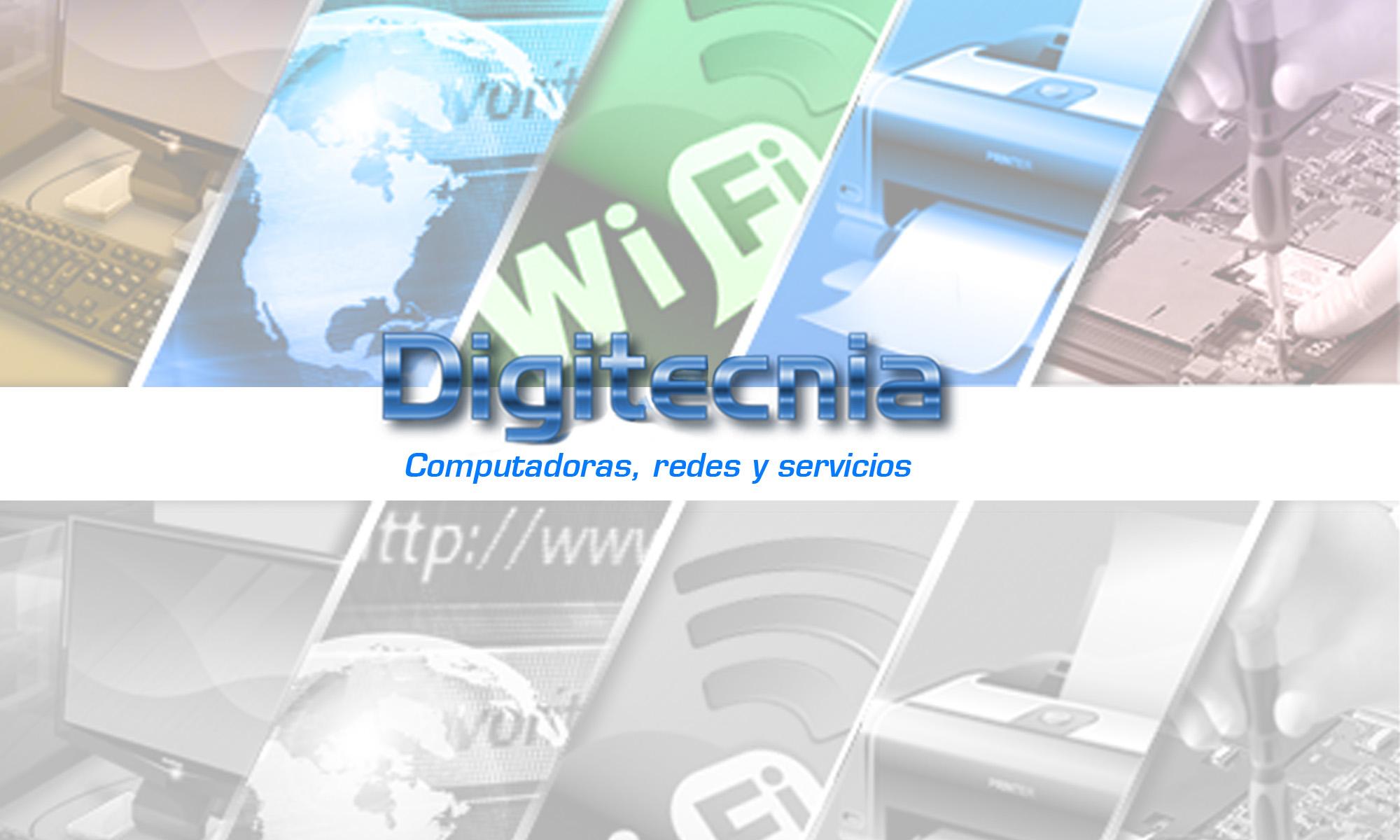 Digitecnia  en Guadalajara - Venta de Computadoras, Redes y Servicios de Computación